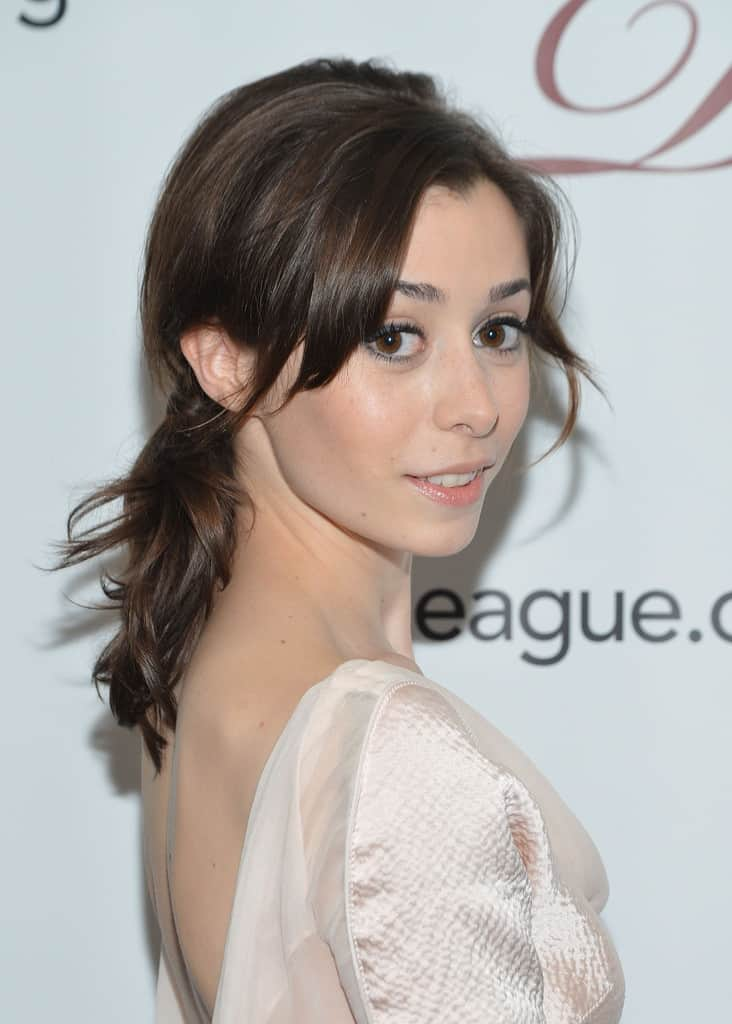Cristin Milioti How I Met Your Mother