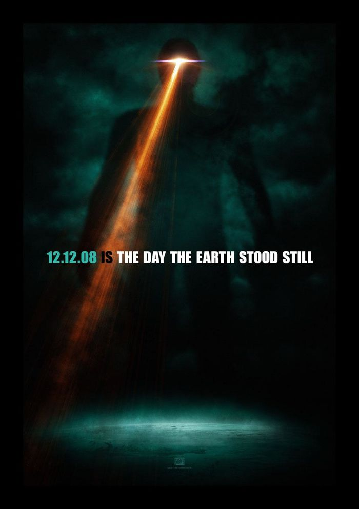 The Day The Earth Stood Still Poster 2