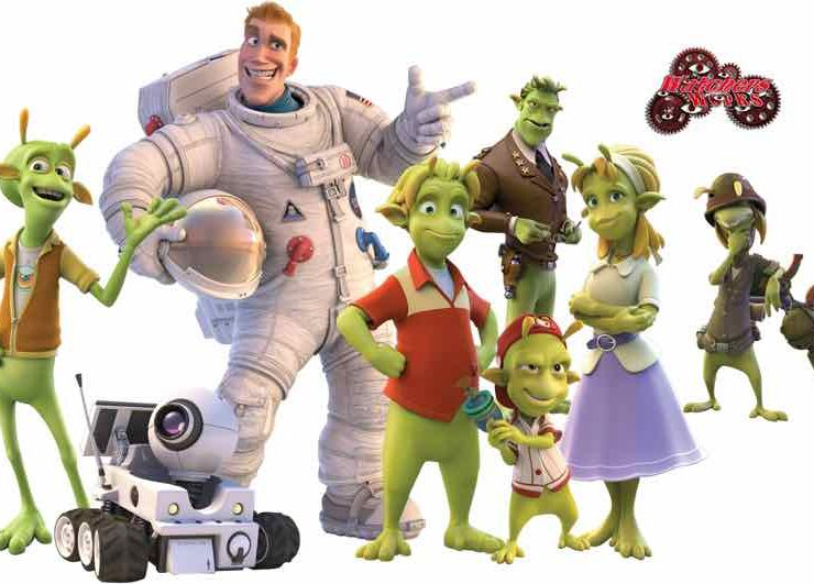 Planet 51 Movie Trailer