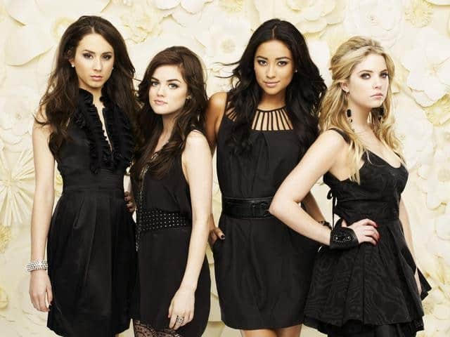 Cast Pretty Little Liars