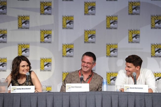 Bones Comic Con Panel 10