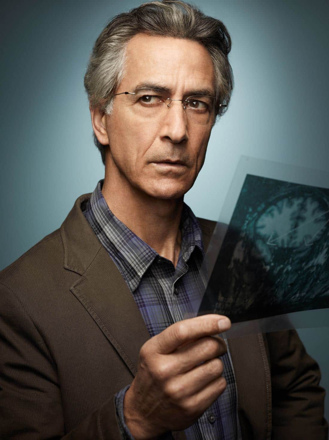 David Strathairn as Dr. Lee Rosen Alphas Season 1 On Syfy