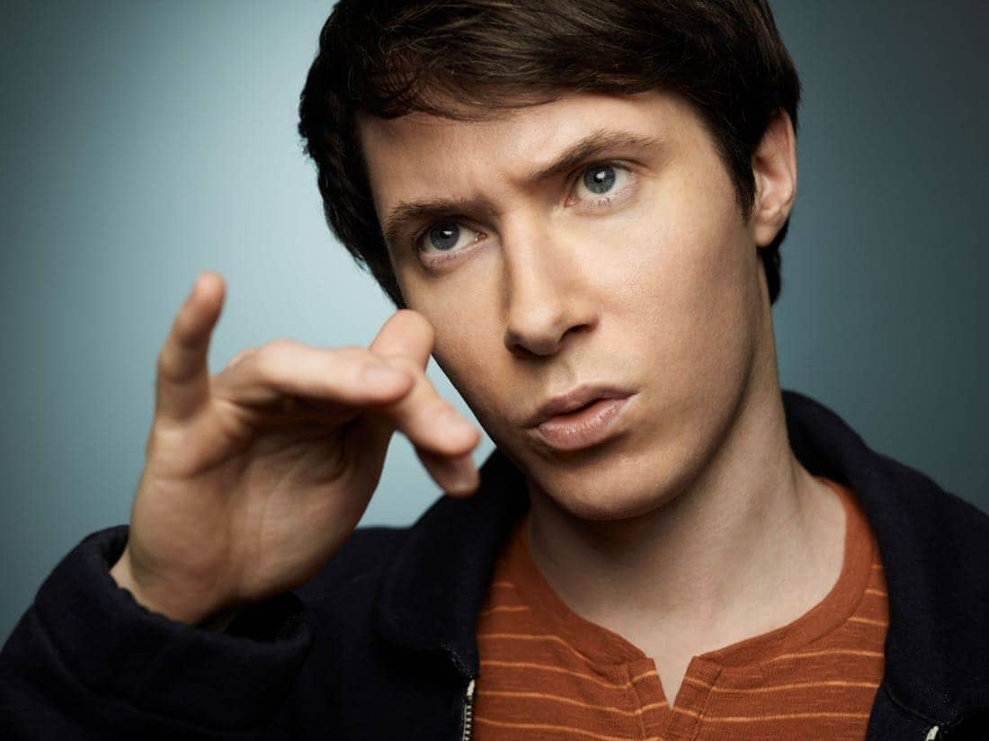 Ryan Cartwright as Gary Bell Alphas Season 1 On Syfy
