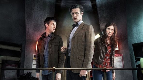 Doctor Who Season 6 Episode 5 The Rebel Flesh 1017