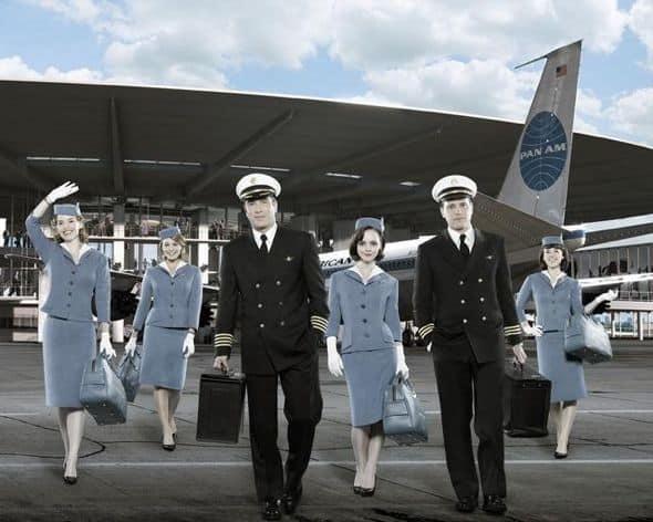 Pan Am Cast 925