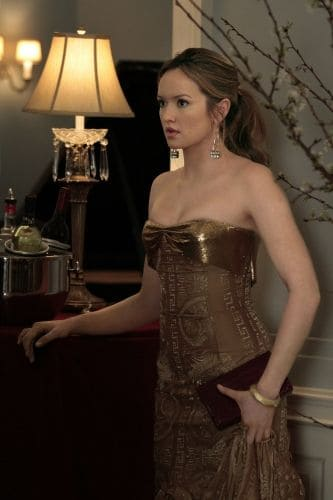 """GOSSIP GIRL episode 422 -- Kaylee Defer as 'Charlie' Rhodes WB Photo by: Giovanni Rufino"""