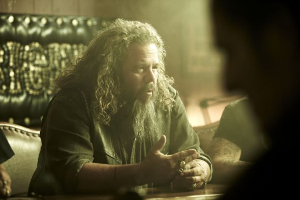 SONS OF ANARCHY: Mark Boone Junior. CR: James Minchin III / FX