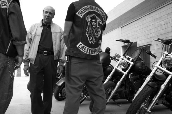SONS OF ANARCHY: Dayton Callie. CR: James Minchin III / FX