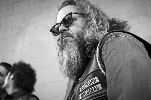 SONS OF ANARCHY: Mark Boone Junior. CR: James Minchin III / FOX