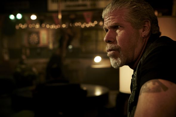 SONS OF ANARCHY: Ron Perlman. CR: James Minchin III / FX
