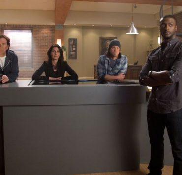 Leverage Season 4 Episode 8 The Boiler Room Job