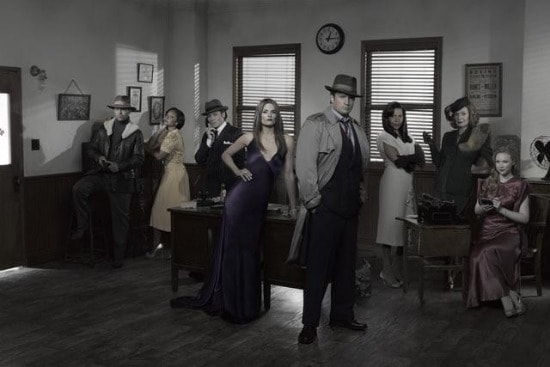 castle season 4 cast photo