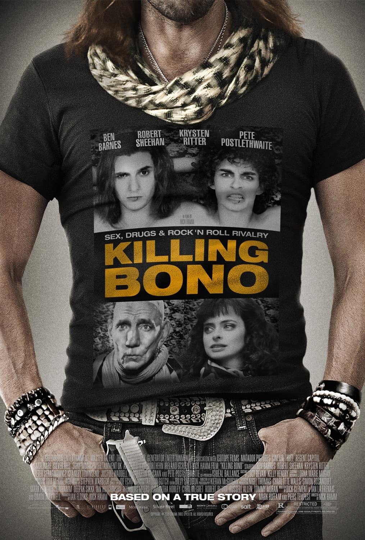Killing Bono Movie Poster