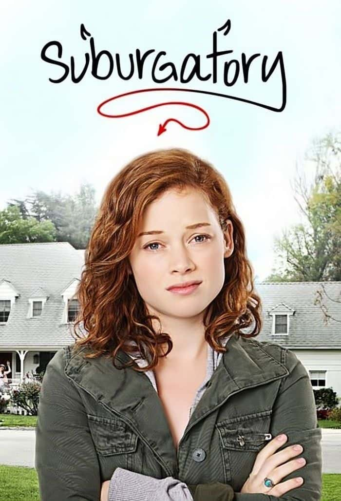 SUBURGATORY Season 1 Poster