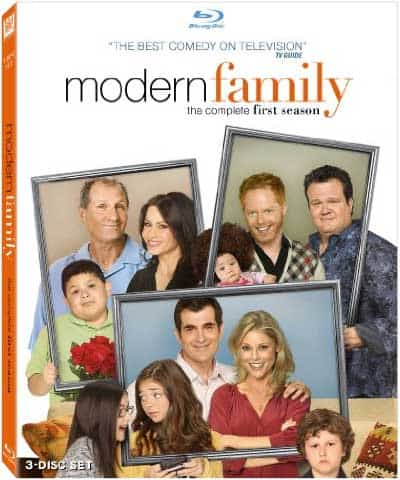 Modern Family Season 1 Bluray