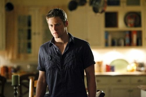"""""""The Hybrid""""--Zach Roerig as Matt Donovan on THE VAMPIRE DIARIES on The CW. Photo: Quantrell D. Colbert/The CW ©2011 The CW Network. All Rights Reserved."""