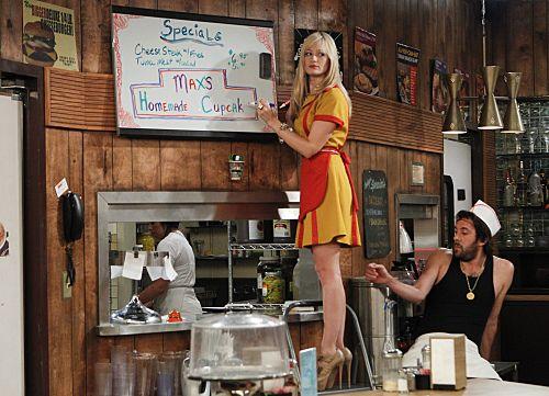 2 Broke Girls Season 1 Episode 2 And The Break Up Scene 5 3875