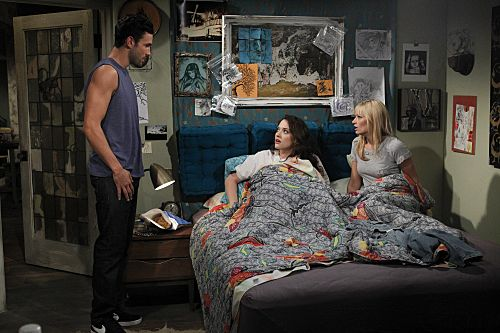 2 Broke Girls Season 1 Episode 2 And The Break Up Scene 6 3876