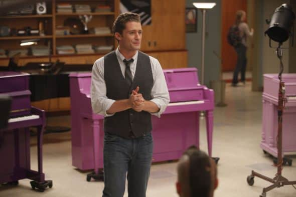 "GLEE:  Will (Matthew Morrison) in ""The Purple Piano Project"" the season premiere episode of GLEE airing Tuesday, Sept. 20 (8:00-9:00 PM ET/PT) on FOX. ©2011 Fox Broadcasting Co. Cr: Adam Rose/FOX"