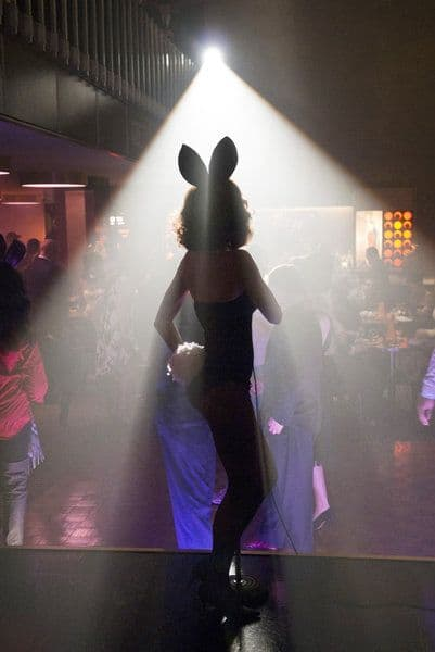THE PLAYBOY CLUB -- Pilot Episode -- Pictured:  Laura Benanti as Carol Lynne -- Photo by: Matt Dinerstein/NBC