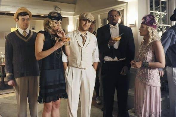 Happy Endings Season 2 Episode 1 Blax Snake Home 6 3854