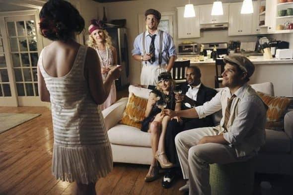 Happy Endings Season 2 Episode 1 Blax Snake Home 13 3861