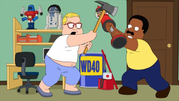 The Cleveland Show Season 3 Episode 3 A Nightmare On Grace Street 3 5248