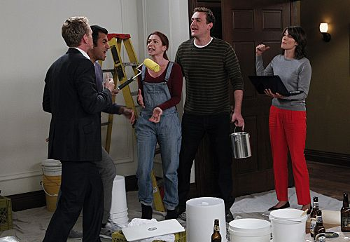 How I Met Your Mother Season 7 Episode 6 Mystery Vs History 6 5260