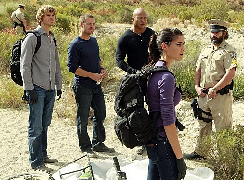 NCIS Los Angeles Season 3 Episode 8 Greed 5 5819