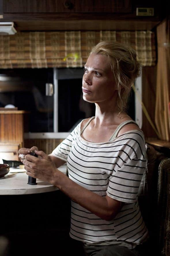 Andrea (Laurie Holden) - The Walking Dead - Season 2, Episode 3 - Photo Credit: Gene Page/AMC