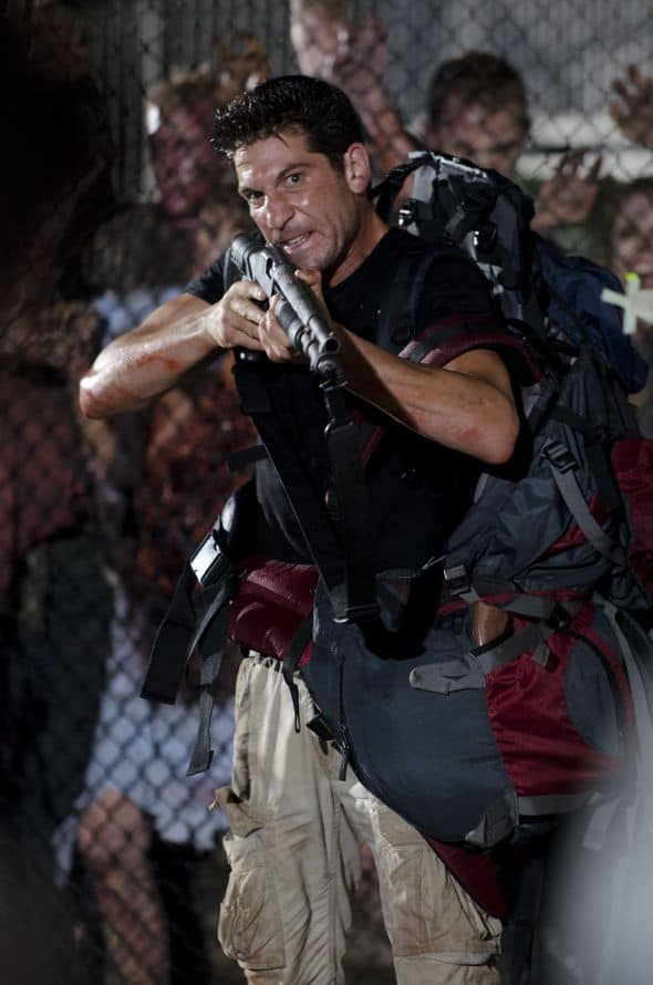 Shane Walsh (Jon Bernthal) - The Walking Dead - Season 2, Episode 3 - Photo Credit: Gene Page/AMC