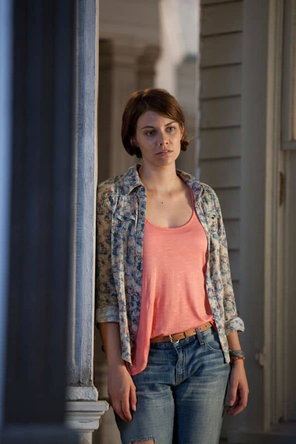 Maggie Greene (Lauren Cohan) - The Walking Dead - Season 2, Episode 3 - Photo Credit: Bob Mahoney/AMC
