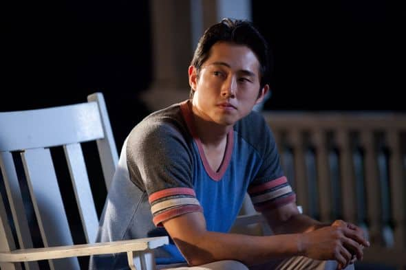 Glenn (Steven Yeun) - The Walking Dead - Season 2, Episode 3 - Photo Credit: Bob Mahoney/AMC