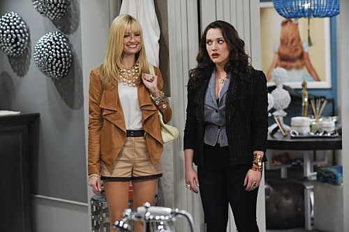 2 Broke Girls Season 1 Episode 4 2 4803 590 700 80