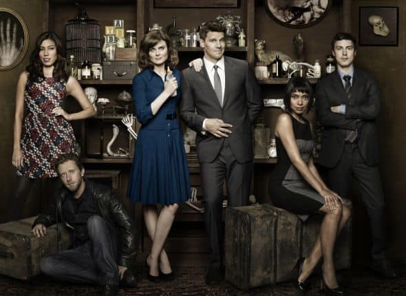 Bones Season 7 Cast Photo