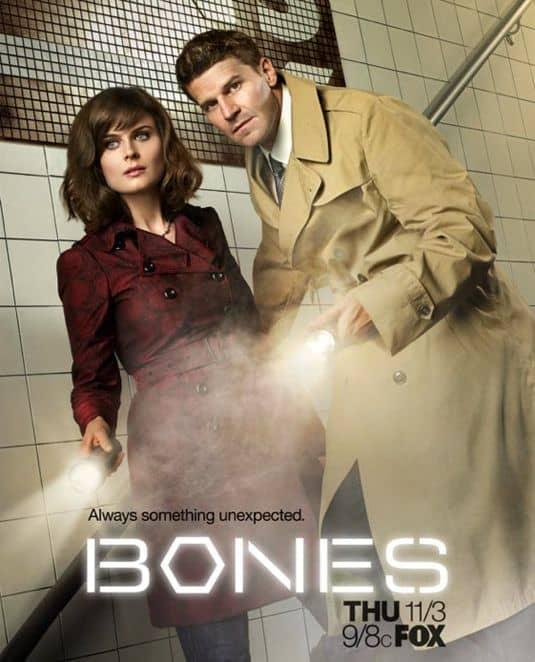 Bones Season 7 Poster