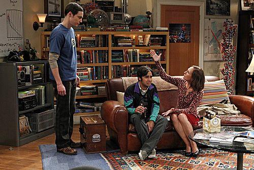 The Big Bang Theory Season 5 Episode 6 The Rhinitis Revelation 8 5318