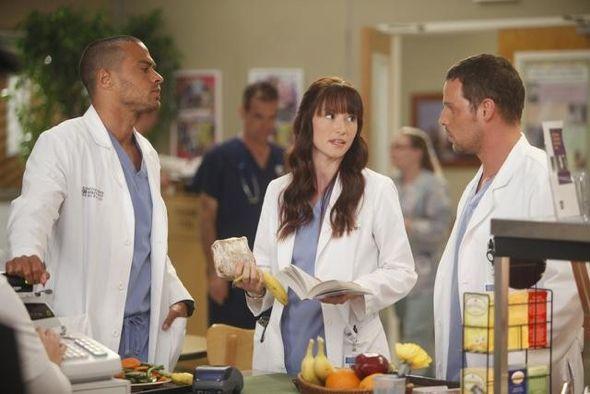 Greys Anatomy Season 8 Episode 8 Heart Shaped Box 12 5340