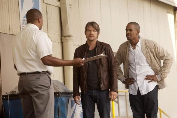 CLINTON JACKSON, ZACHARY KNIGHTON, DAMON WAYANS JR.