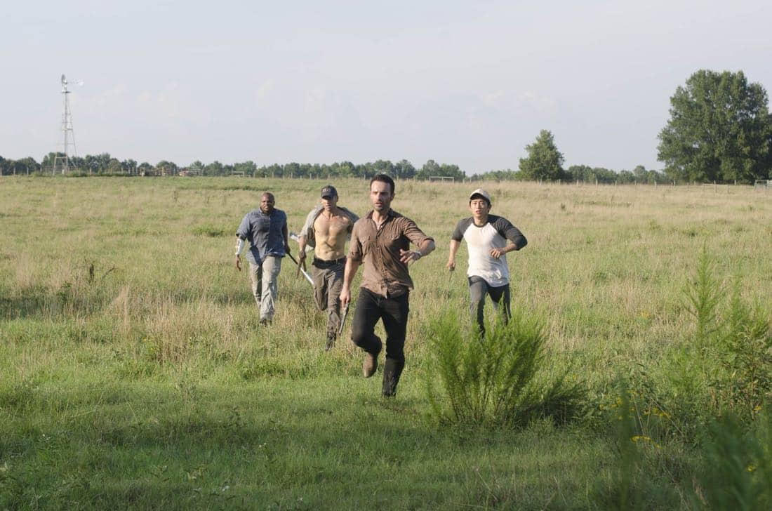 THE WALKING DEAD Chupacabra 12