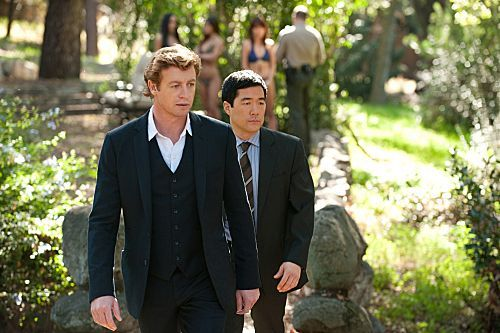 THE MENTALIST Season 4 Episode 12 My Bloody Valentine