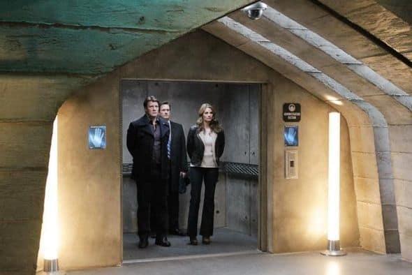 Castle Season 4 Episode 15 Pandora 4 7462 590 700 80