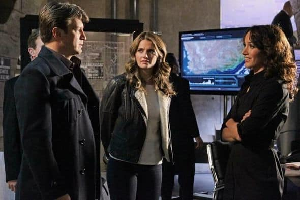 Castle Season 4 Episode 15 Pandora 5 7463 590 700 80