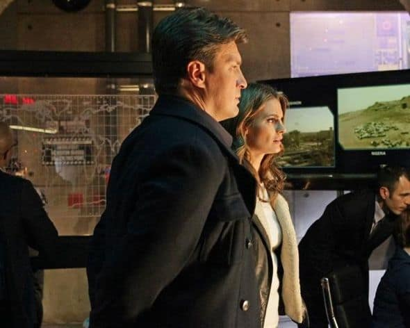 Castle Season 4 Episode 15 Pandora 6 7464 590 700 80