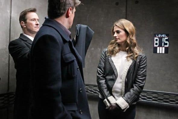 Castle Season 4 Episode 15 Pandora 8 7466 590 700 80