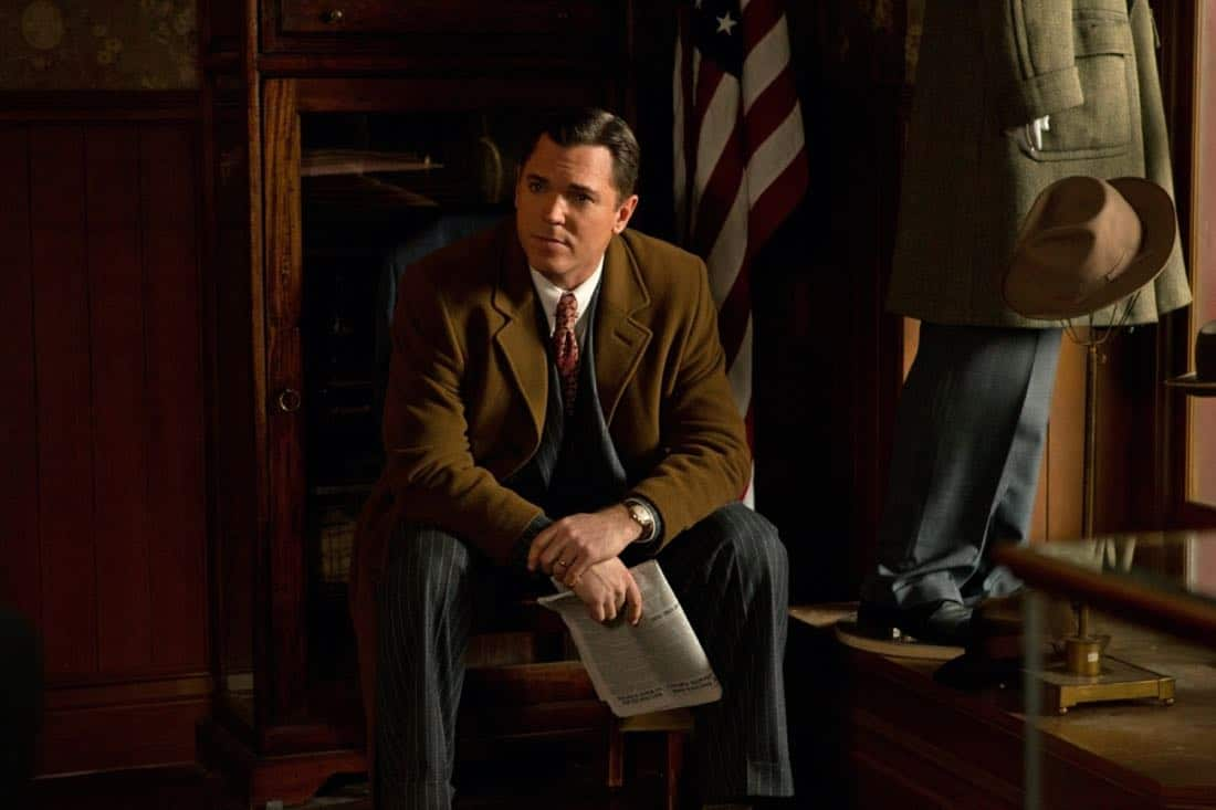 """""""Time After Time"""" - Nicholas Lea as Elliot Ness in SUPERNATURAL on The CW. Photo: Jack Rowand/The CW©2012 The CW Network, LLC. All Rights Reserved."""