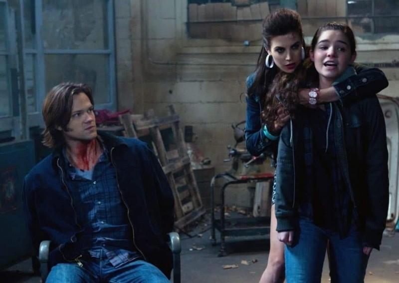 SUPERNATURAL Season 7 Episode 11 Adventures In Babysitting