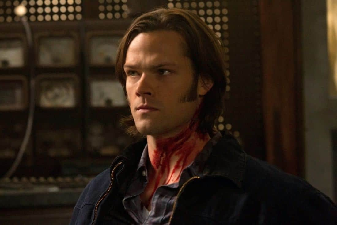 """Adventures in Babysitting"" - Jared Padalecki as Sam in SUPERNATURAL on The CW. Photo: Jack Rowand/The CW©2011 The CW Network, LLC. All Rights Reserved."