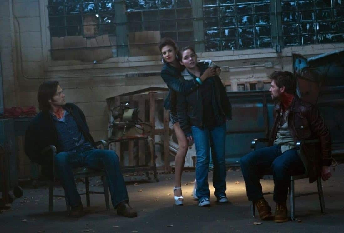 Supernatural Episode 11 Season 7 Adventures In Babysitting 09