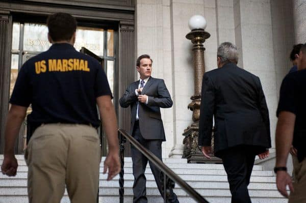 """WHITE COLLAR -- """"Judgement Day"""" Episode 316 -- Pictured: Tim DeKay as Peter Burke -- Photo by: David Giesbrecht/USA Network"""
